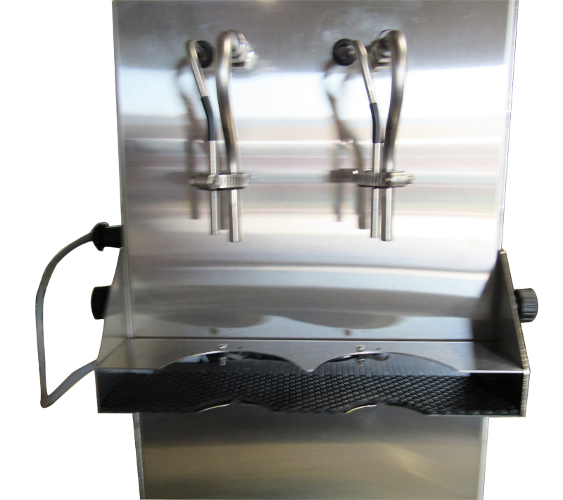 Open Fill Beer Can Filler